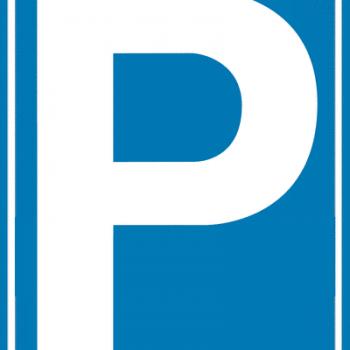 Patientenparkplatz